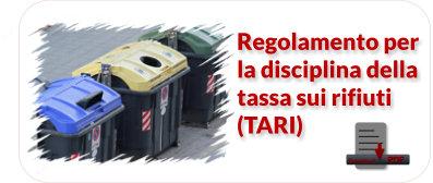 regolamento TARI